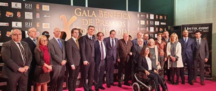 Foto de Familia X Gala Benéfica de Premios ToroMundial 2018