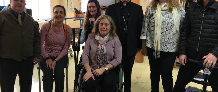Visita del Señor Obispo de Sigüenza-Guadalajara, D. Atilano Rodríguez