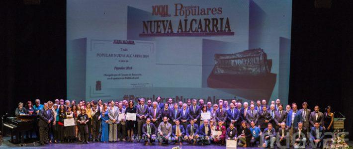 Premios Populares 2018 Nueva Alcarria