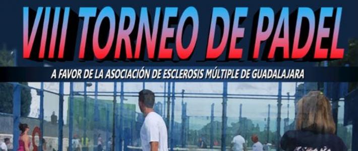 """VIII Torneo de Pádel """"Yo Juego por Tí"""""""